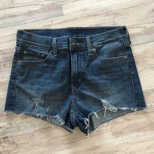 Levi's highwaisted Shorts